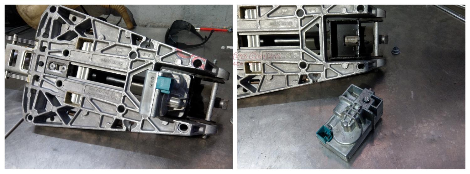 Mercedes Benz w204 C Class Steering Lock Actuator Faulty - C&S