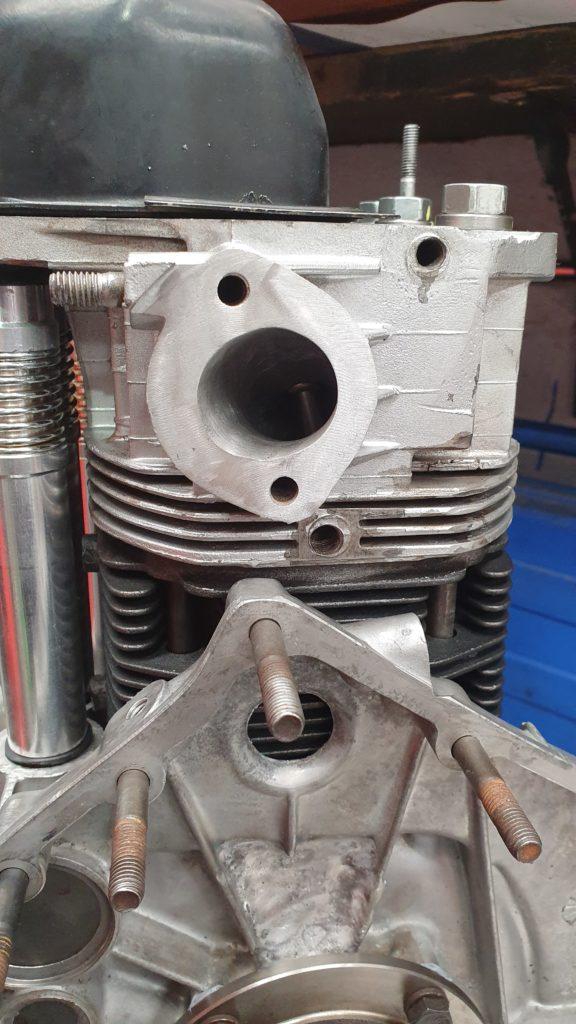 Classic fiat 500f engine rebuild